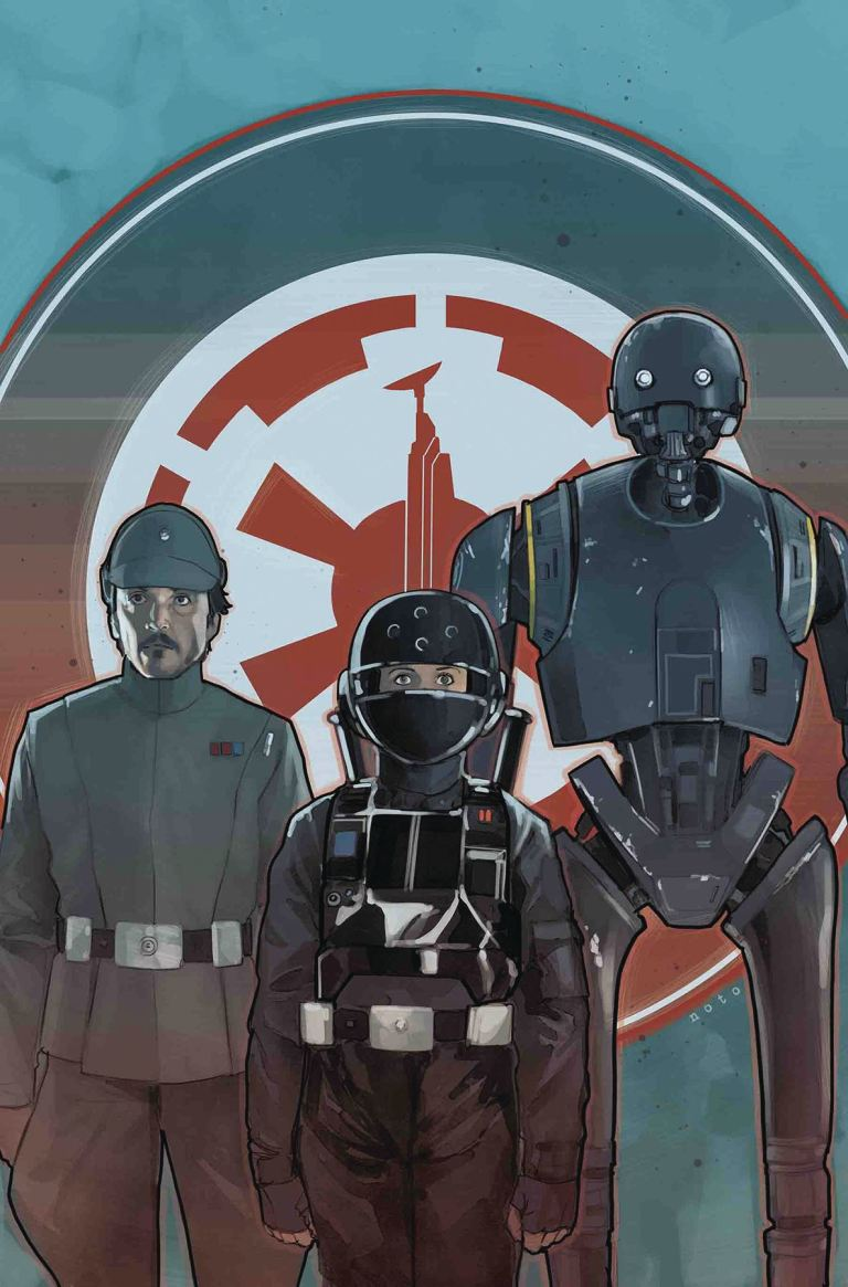 Star Wars Rogue One Adaptation #5 (Phil Noto Cover)