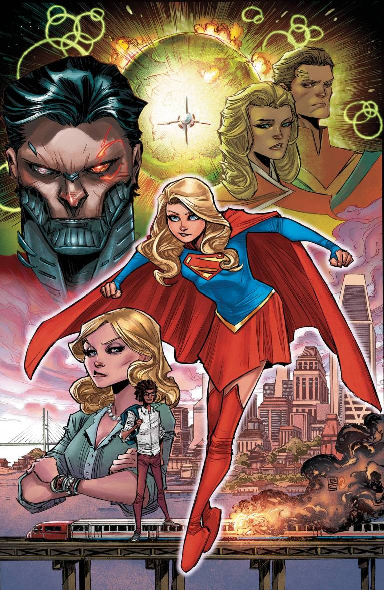 Supergirl #1 (Cover A Brian Ching)