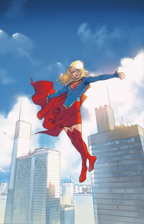 Supergirl #1 (Cover B Bengal)
