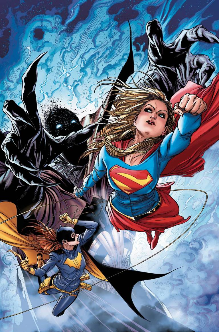Supergirl #10 (Cover A Robson Rocha & Daniel Henriques)