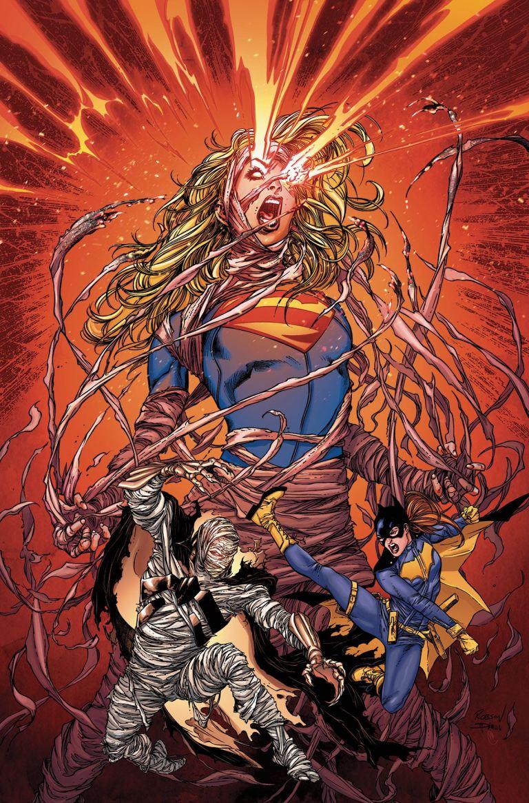 Supergirl #11 (Cover A Robson Rocha & Daniel Henriques)