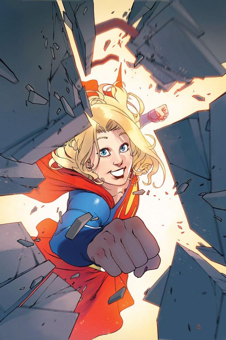 Supergirl #11 (Cover B Bengal)