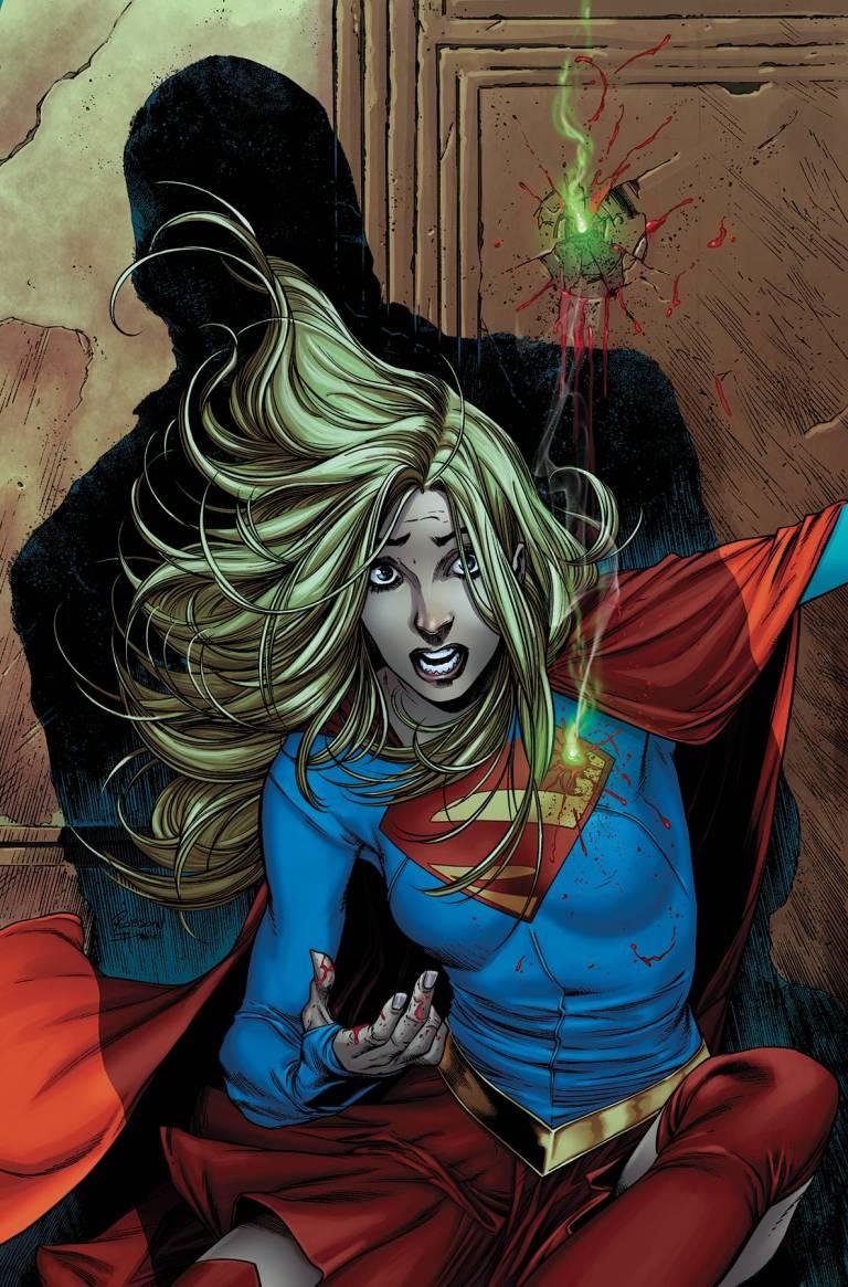 Supergirl #12 (Cover A Robson Rocha & Daniel Henriques)