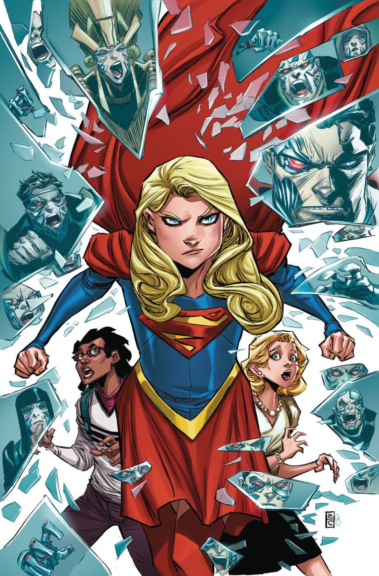 Supergirl #5 (Cover A Brian Ching)