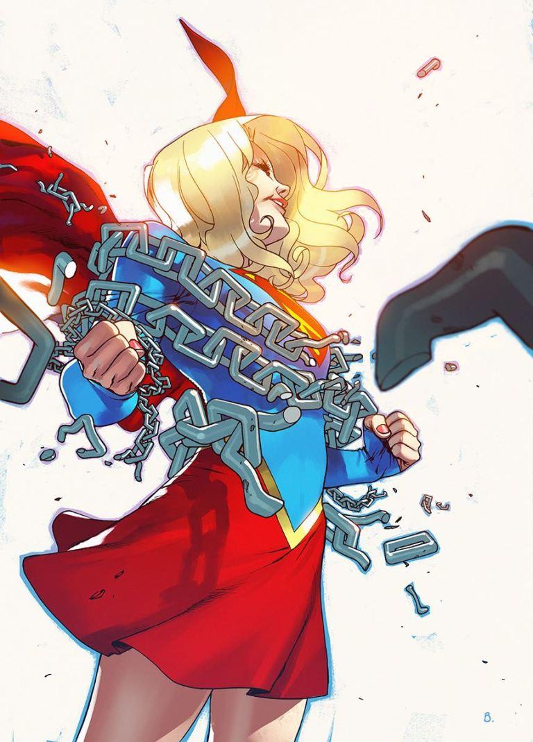 Supergirl #6 (Cover B Bengal)