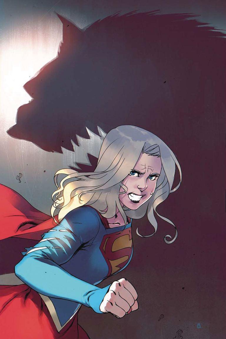Supergirl #7 (Cover B Bengal)
