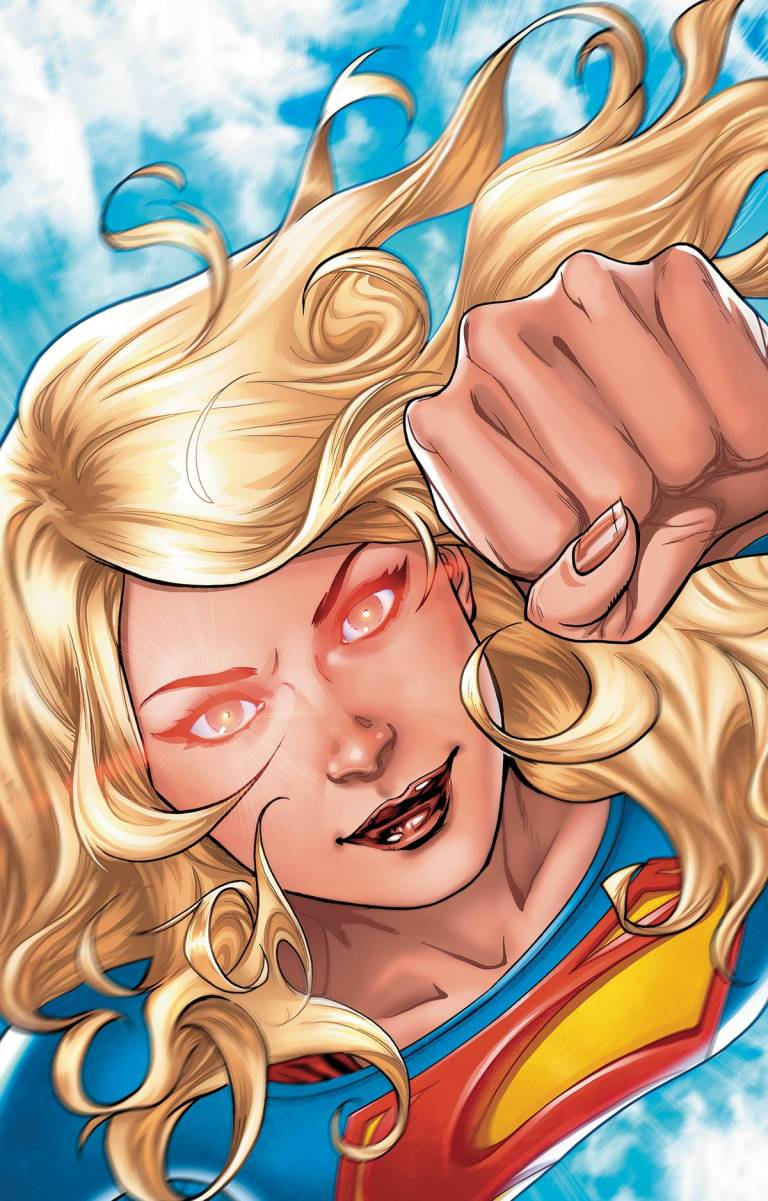 Supergirl Rebirth #1 (Cover A Emanuela Lupacchino)