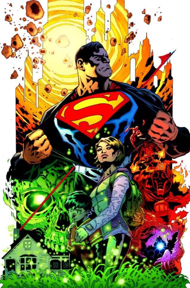 Superman #1 (Cover A Patrick Gleason & Mick Gray)