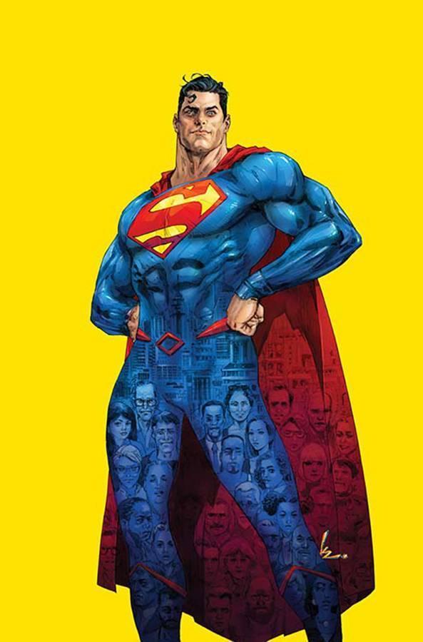 Superman #1 (Cover B Kenneth Rocafort)