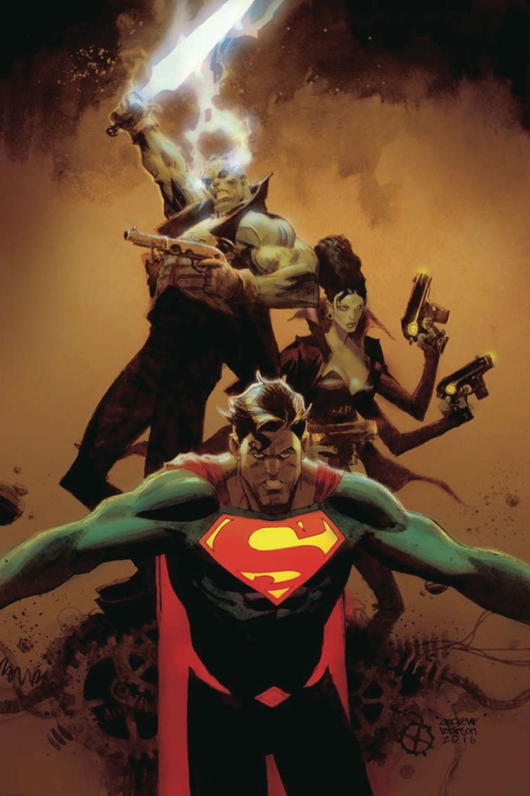 Superman #12 (Cover B Andrew Robinson)