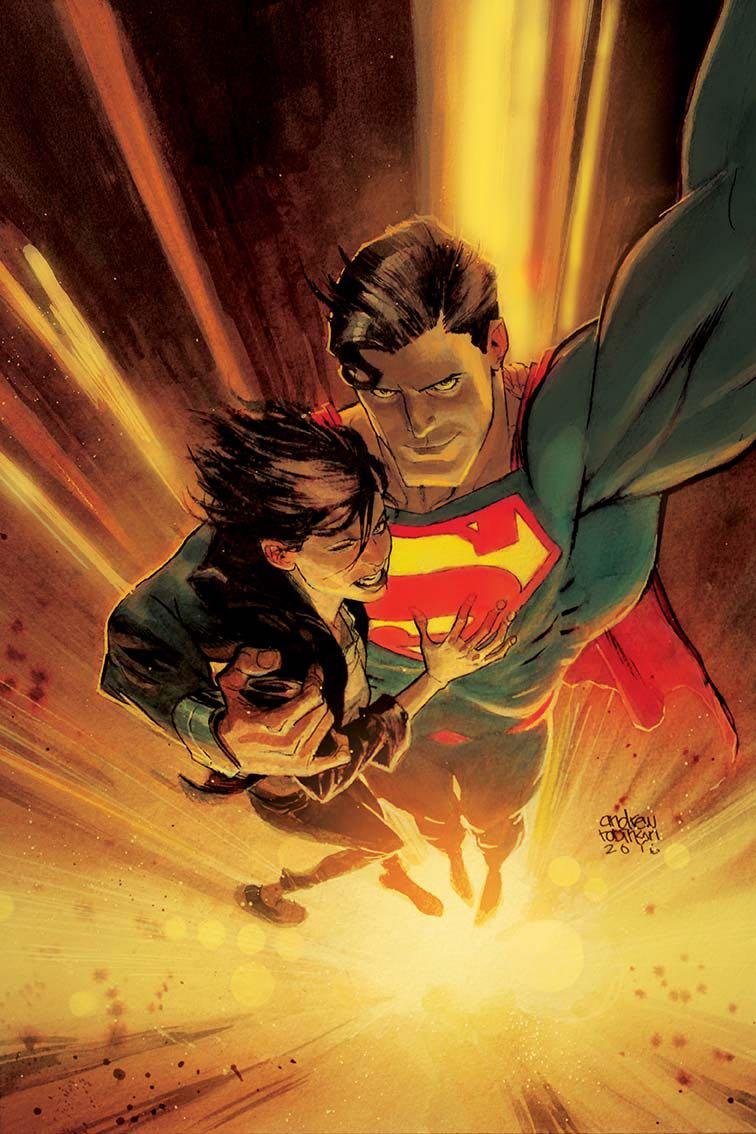 Superman #13 (Cover B Andrew Robinson)
