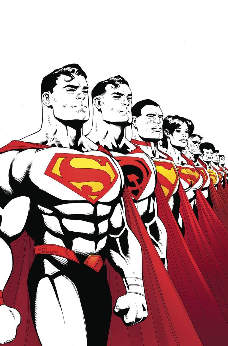 Superman #14 (Cover A Patrick Gleason & Mick Gray)