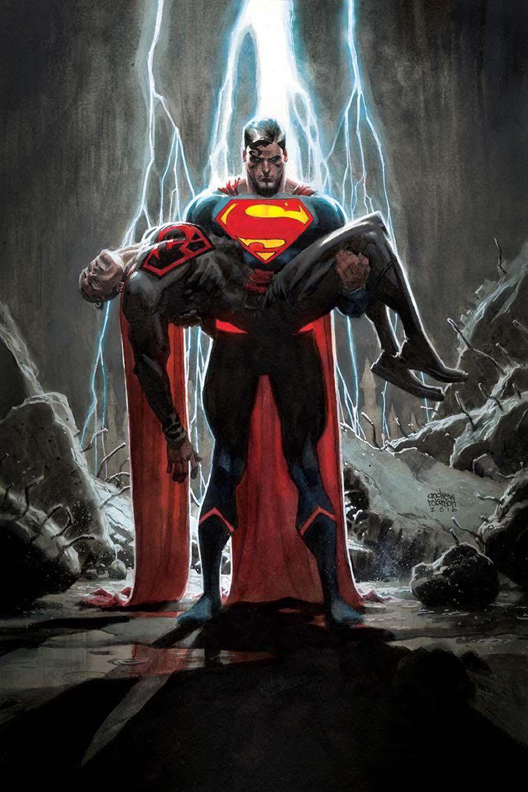 Superman #14 (Cover B Andrew Robinson)