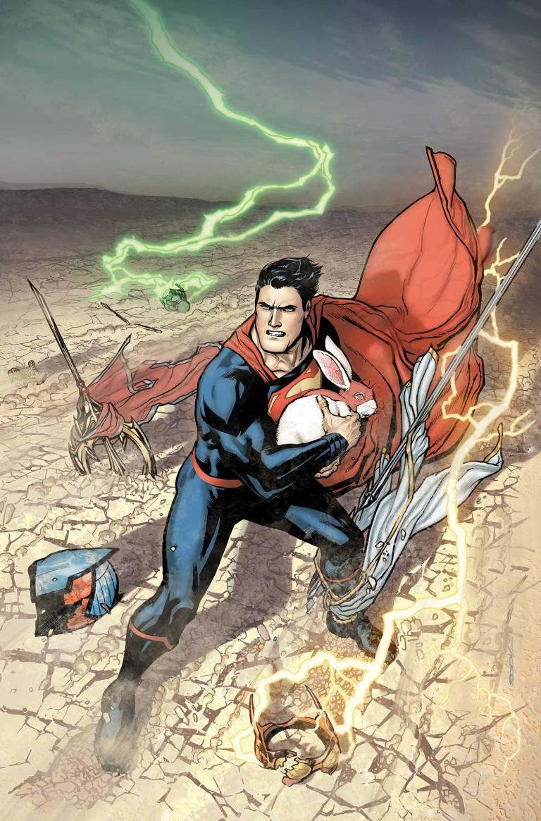 Superman #15 (Cover A Patrick Gleason & Mick Gray)