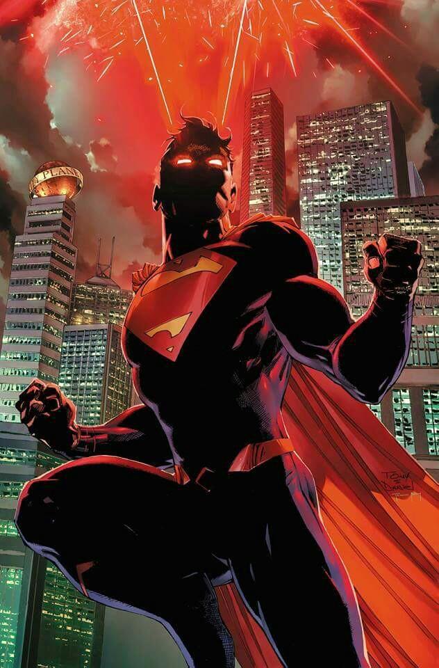 Superman #16 (Cover B Tony Daniel)