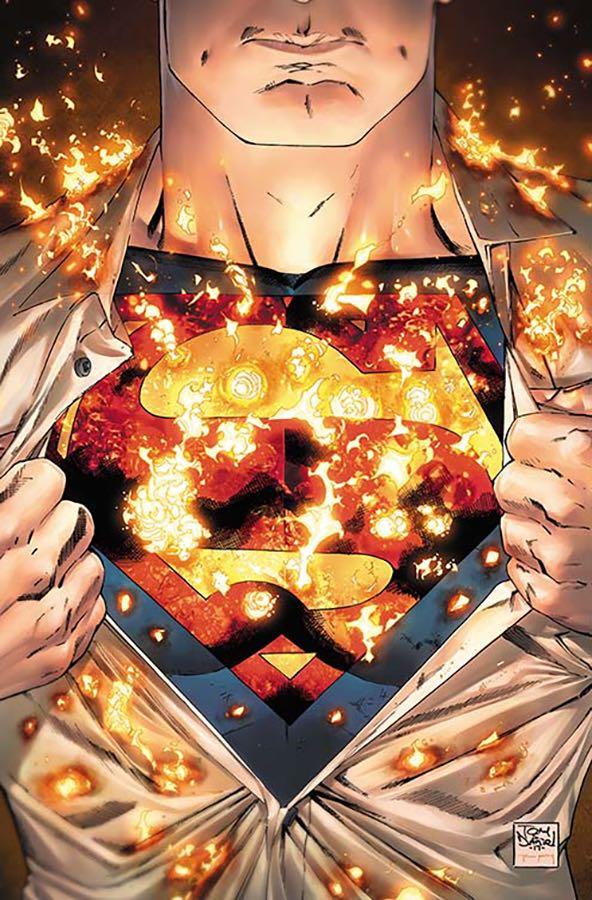 Superman #17 (Cover B Tony S. Daniel)