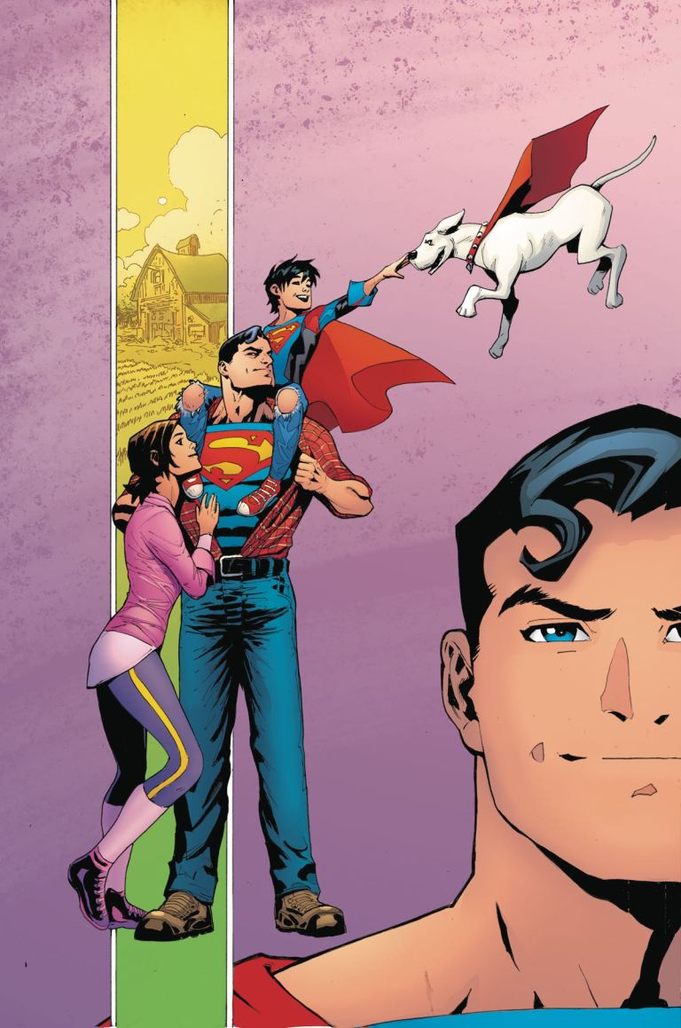 Superman #18 (Cover A Patrick Gleason & Mick Gray)
