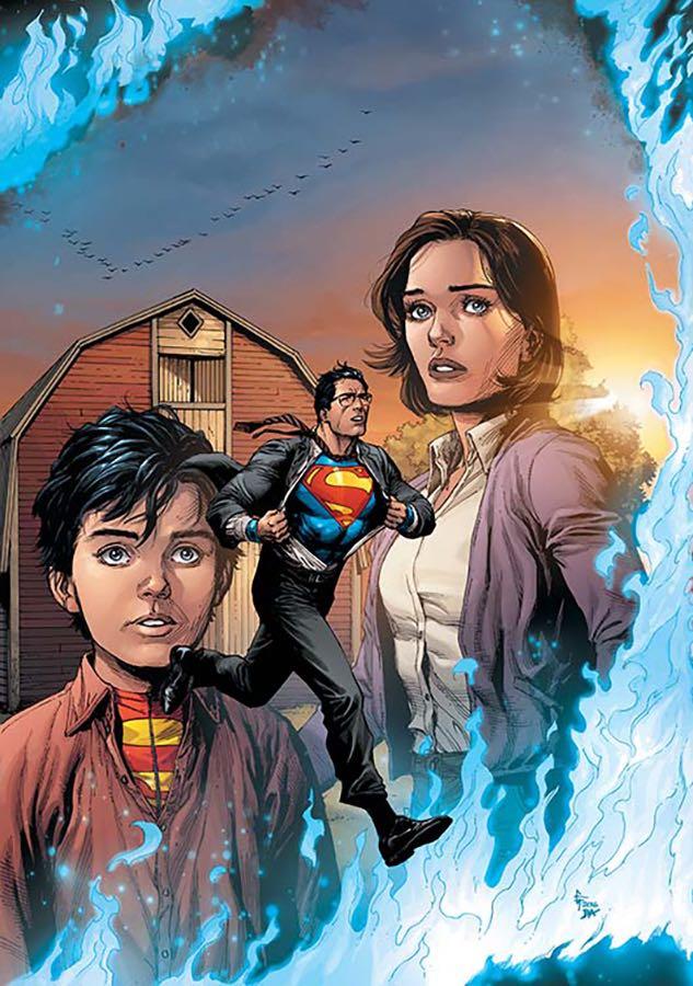 Superman #18 (Cover B Gary Frank)