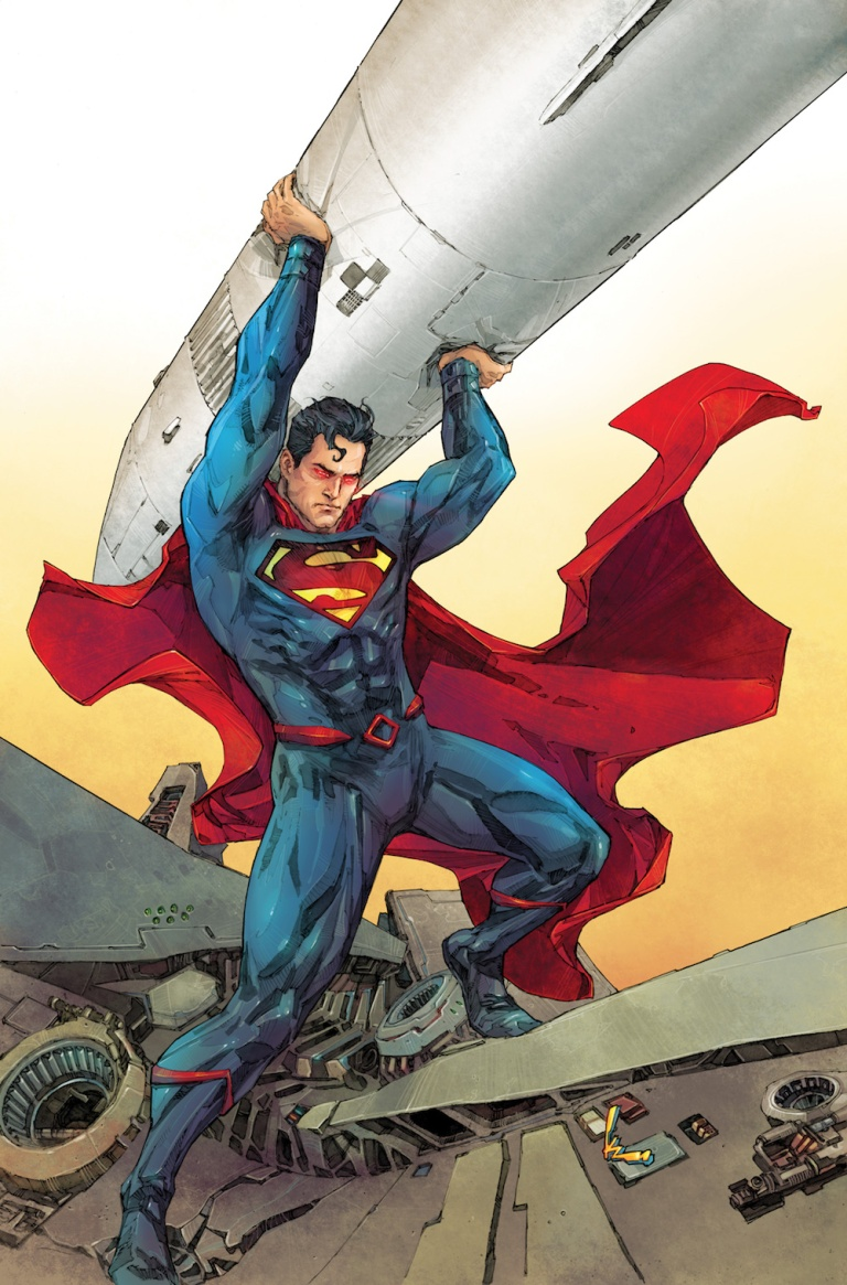 Superman #2 (Cover B Kenneth Rocafort)