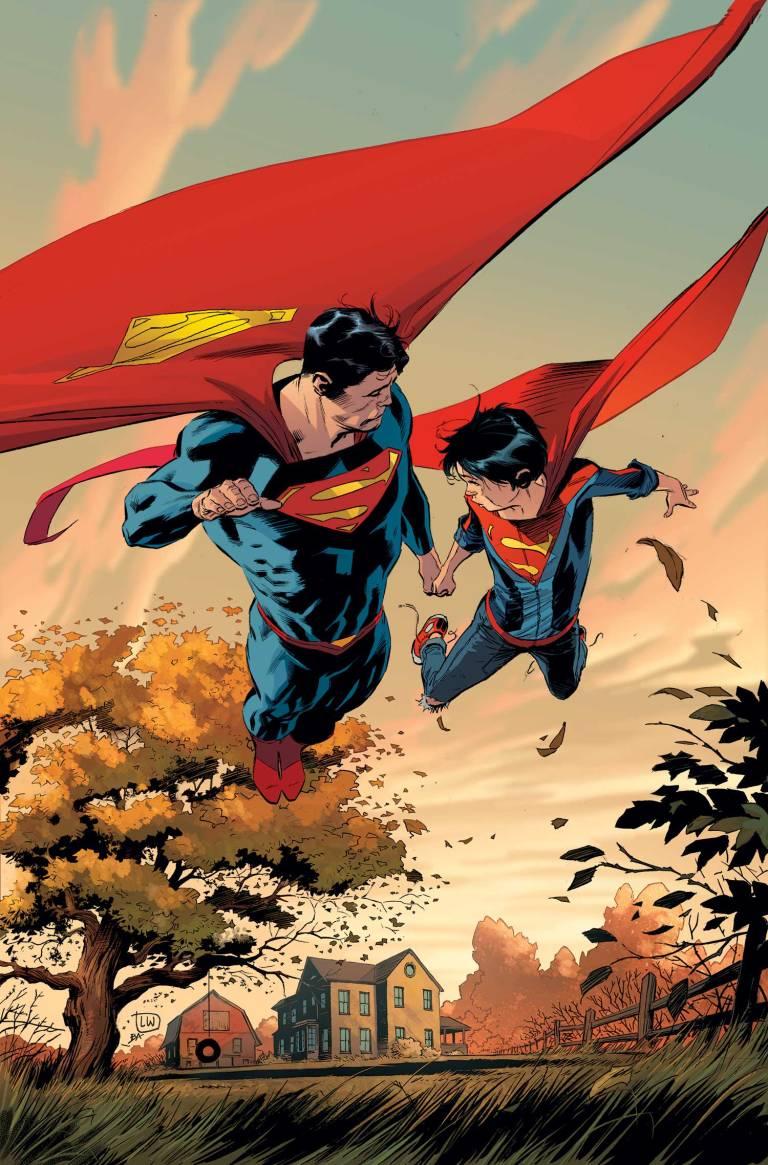 Superman #27 (Cover A Lee Weeks)