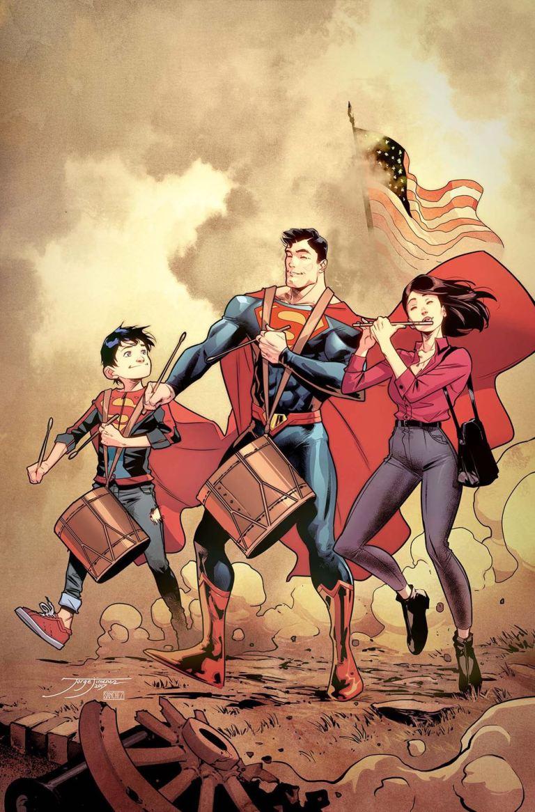 Superman #27 (Cover B Jorge Jimenez)