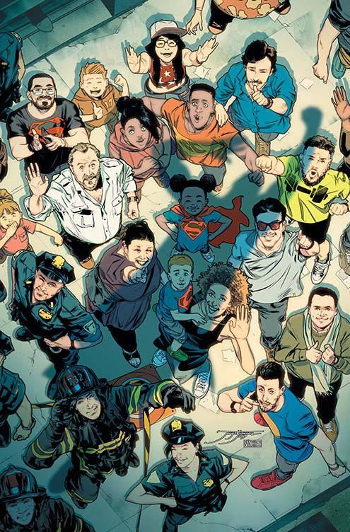 Superman #28 (Cover B Jorge Jimenez)