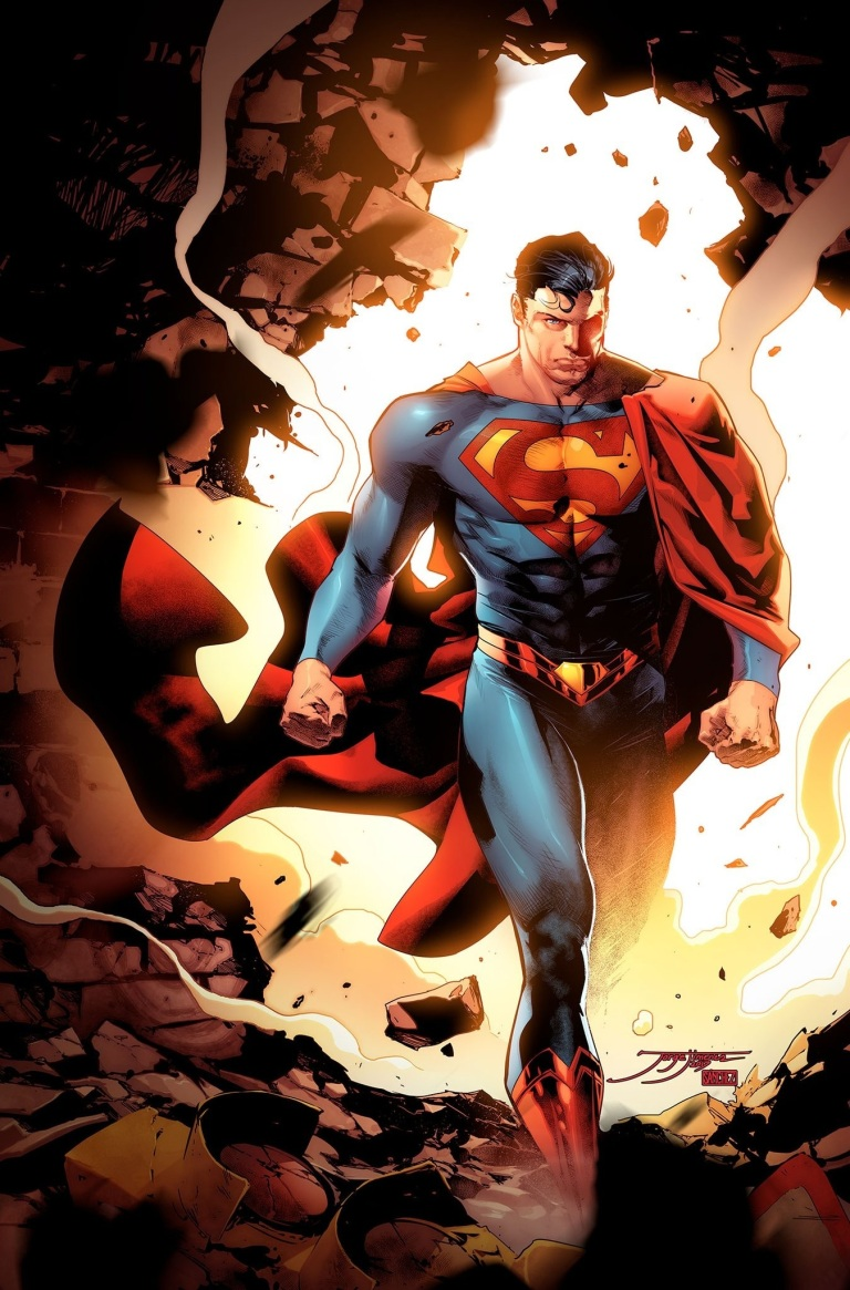 Superman #29 (Cover B Jorge Jimenez)