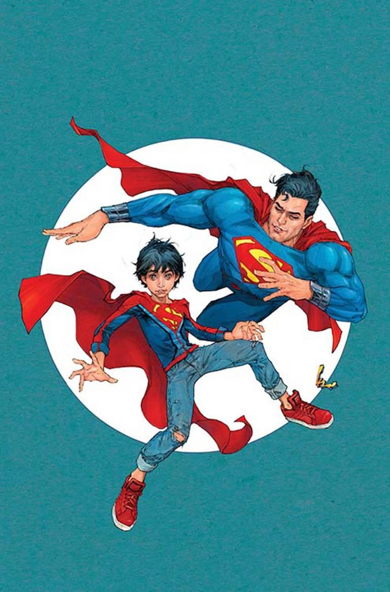 Superman #3 (Cover B Kenneth Rocafort)