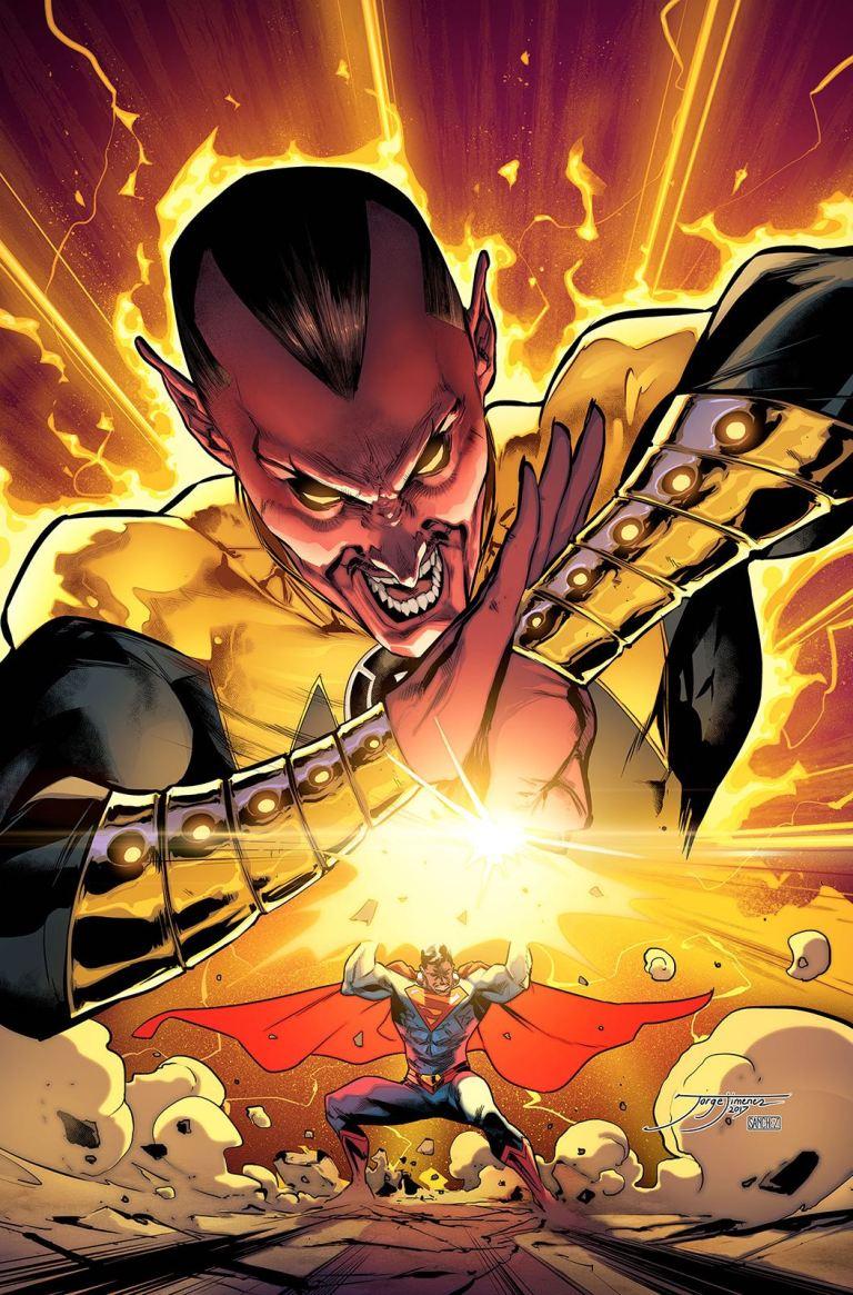 Superman #30 (Cover B Jorge Jimenez)
