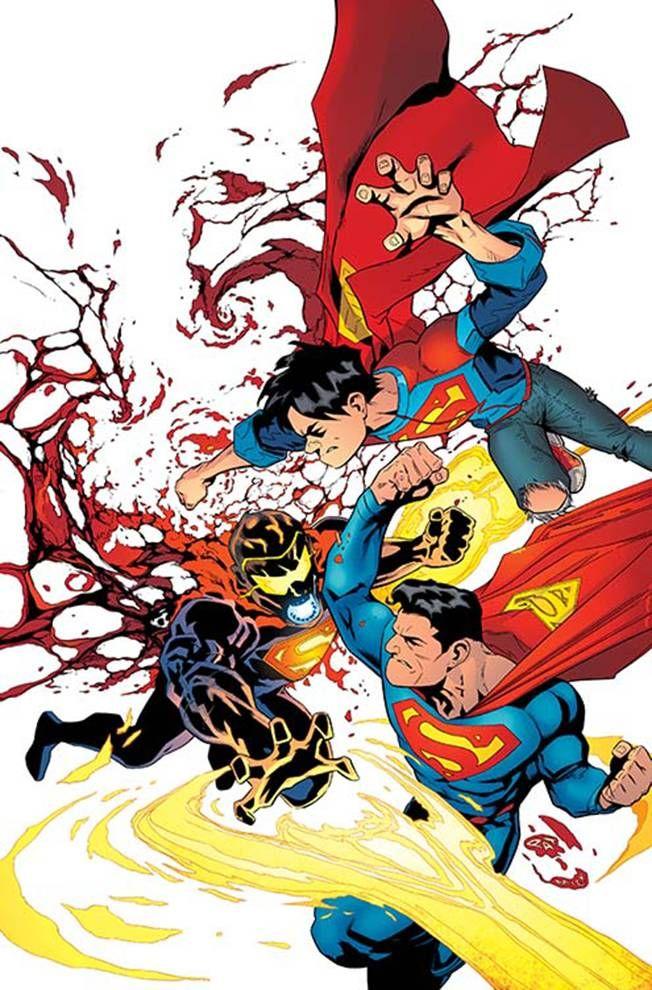 Superman #4 (Cover A Patrick Gleason & Mick Gray)