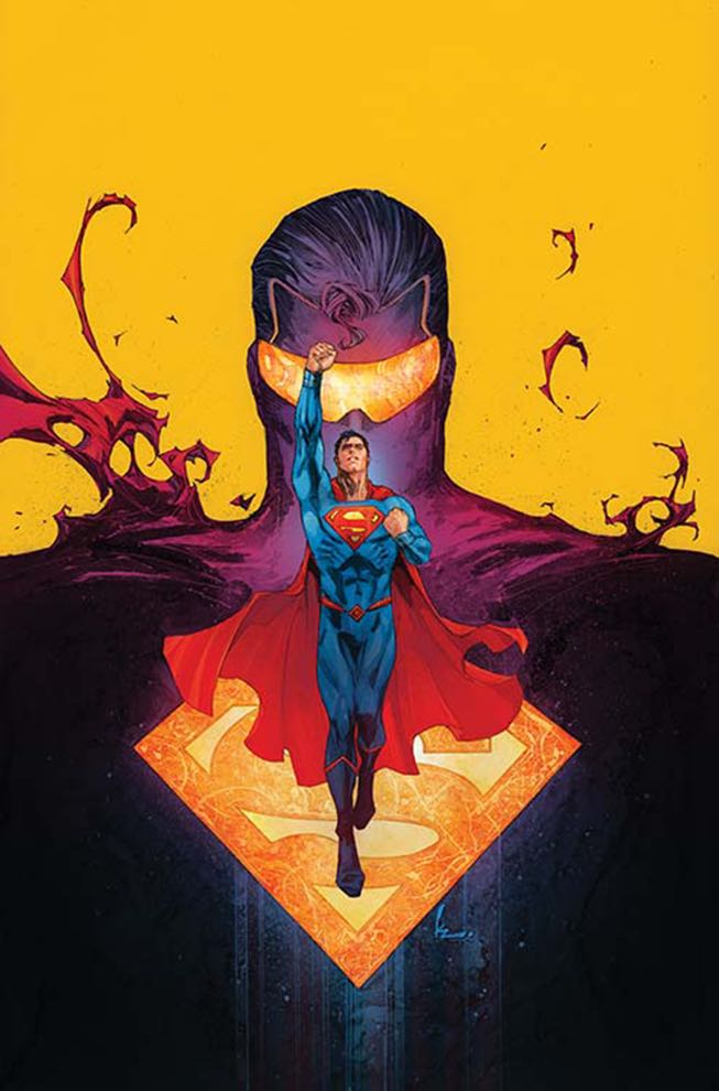 Superman #4 (Cover B Kenneth Rocafort)