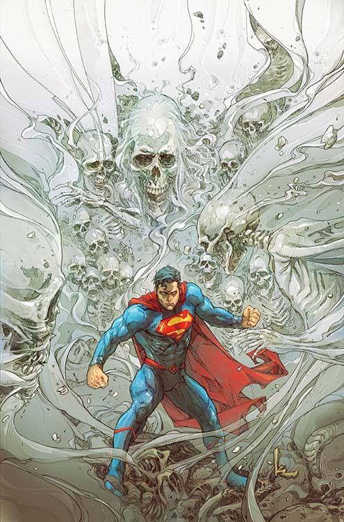 Superman #5 (Cover B Kenneth Rocafort)