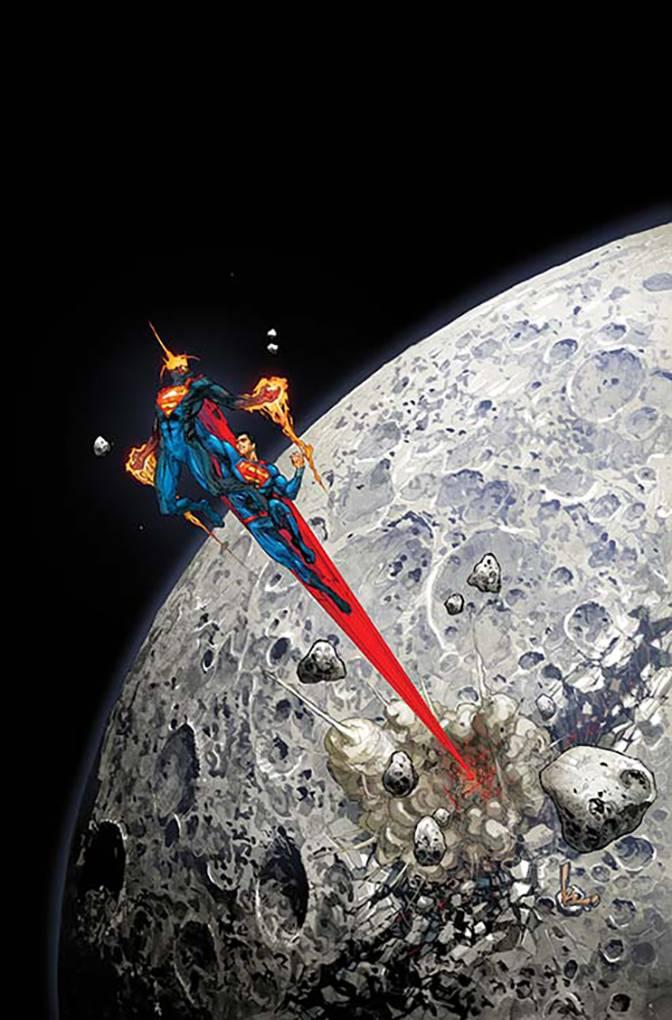 Superman #6 (Cover B Kenneth Rocafort)