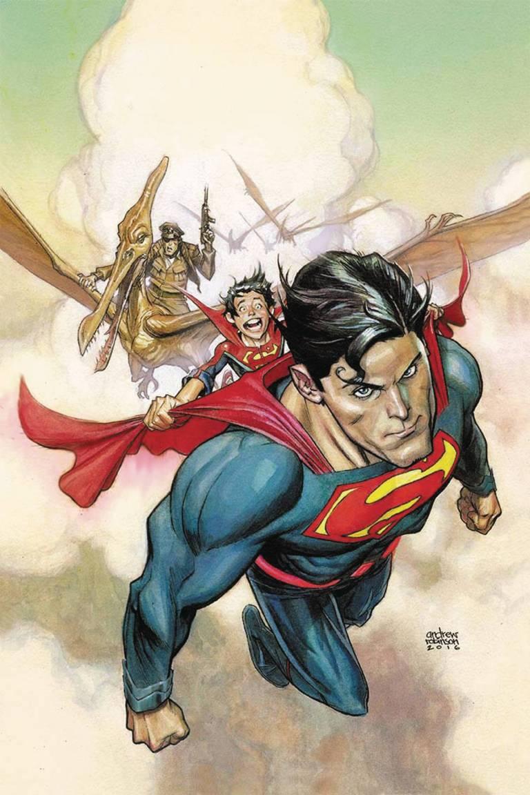 Superman #9 (Cover B Andrew Robinson)