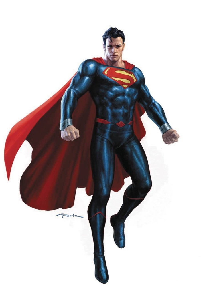 Superman Rebirth #1 (Cover B Andy Park)