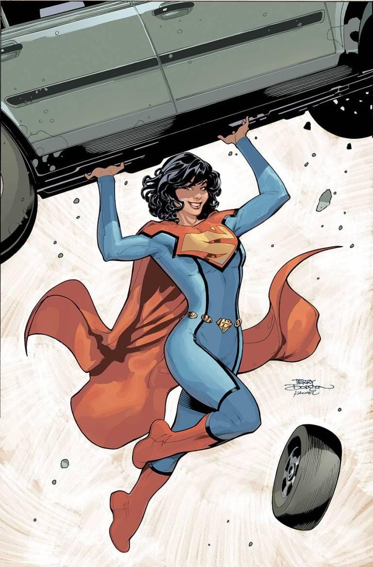 Superwoman #1 (Cover B Terry Dodson & Rachel Dodson)