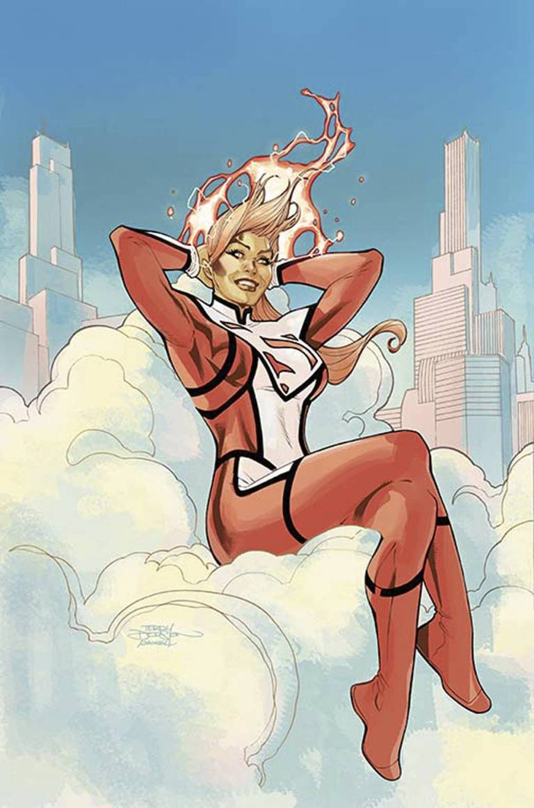 Superwoman #3 (Terry Dodson & Rachel Dodson Cover)