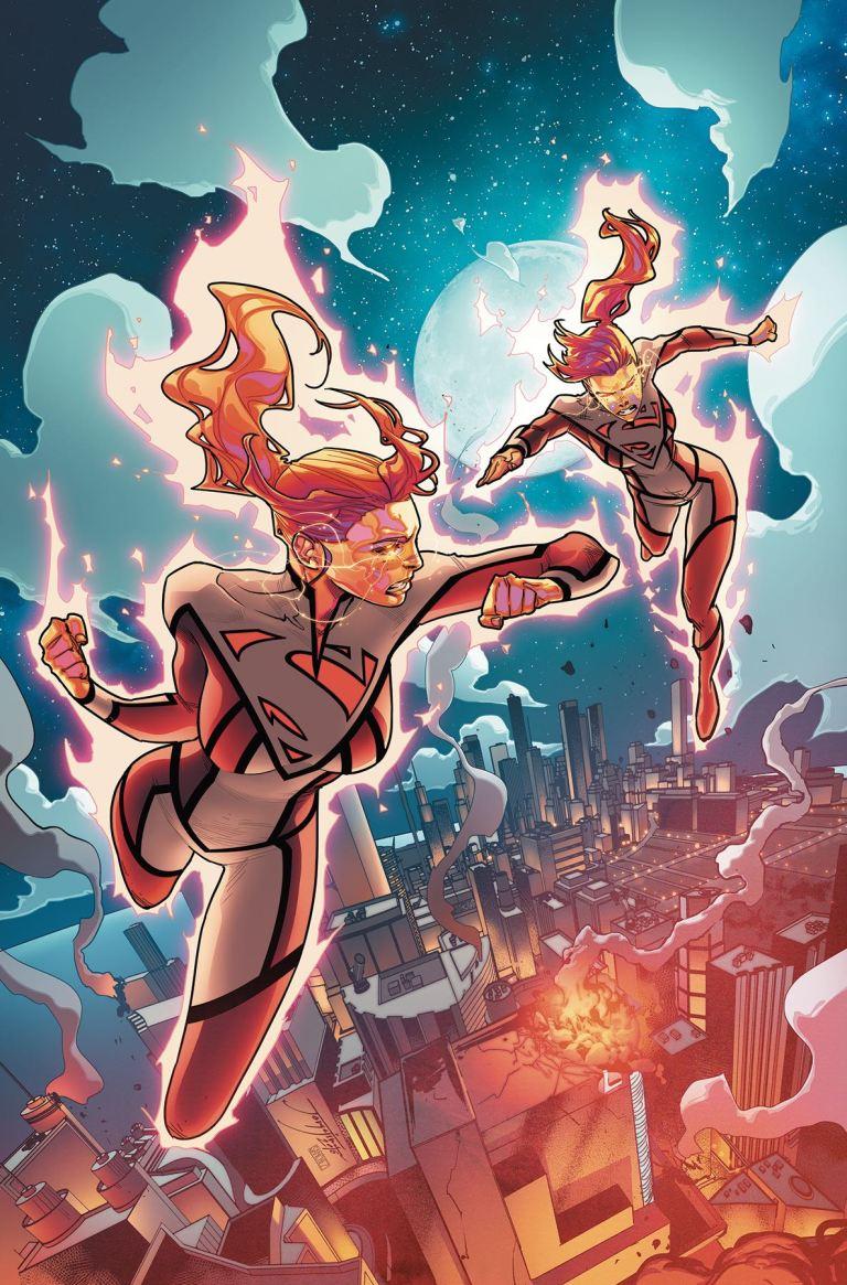 Superwoman #5 (Cover A Phil Jimenez)