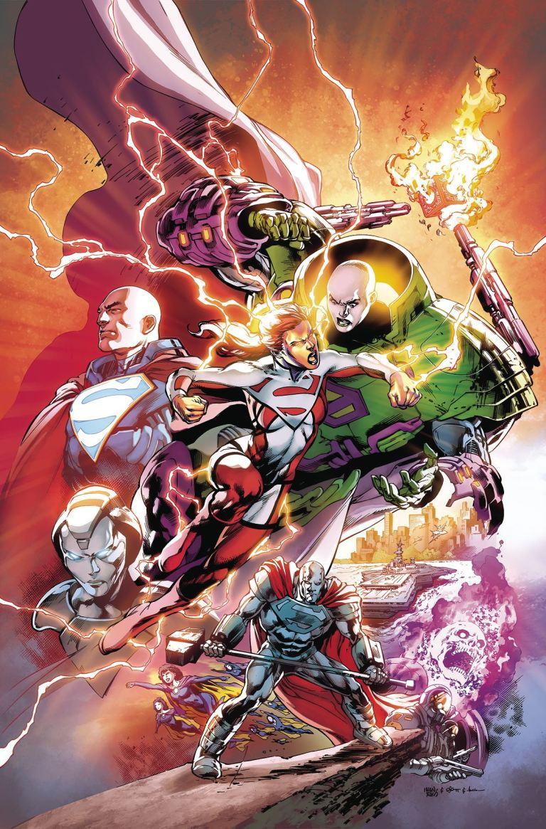 Superwoman #6 (Cover A Ivan Reis & Trevor Scott)