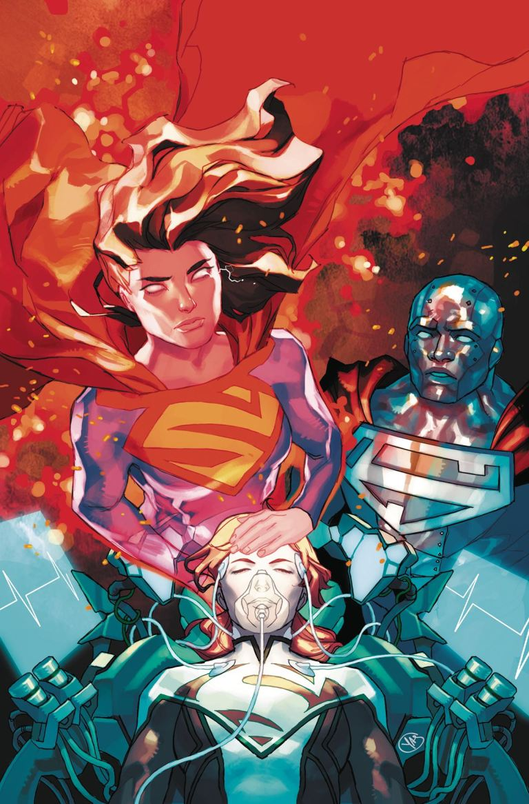 Superwoman #8 (Cover A Yasmine Putri)