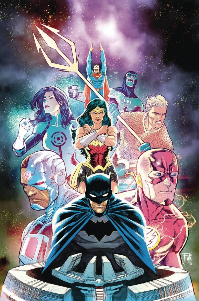 Trinity #10 (Cover A Francis Manapul)