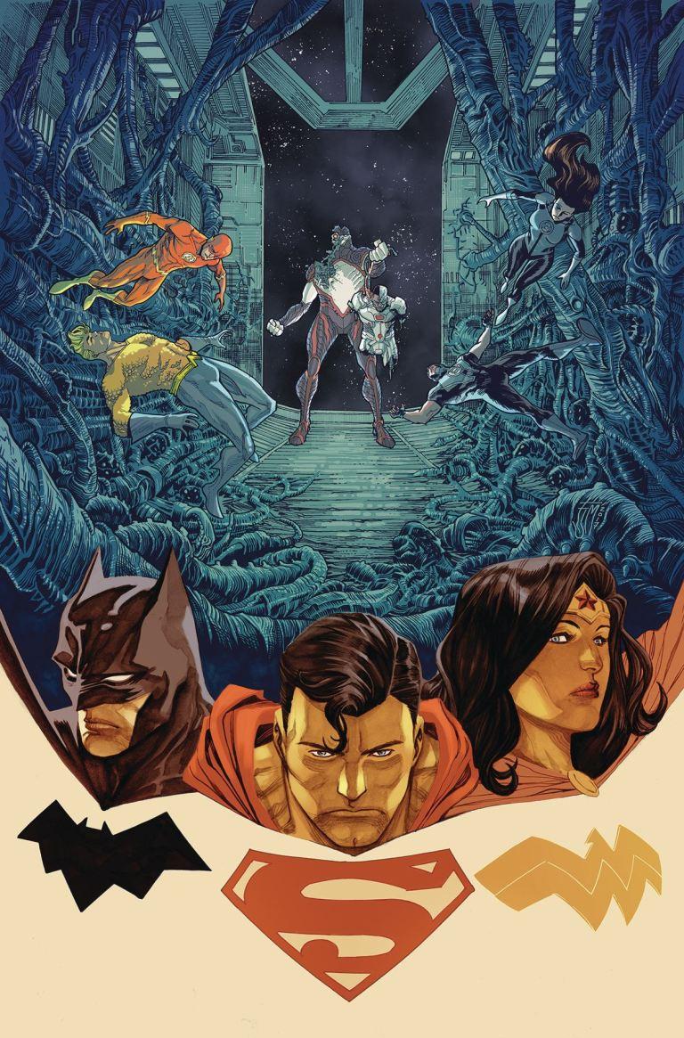 Trinity #11 (Cover A Francis Manapul)