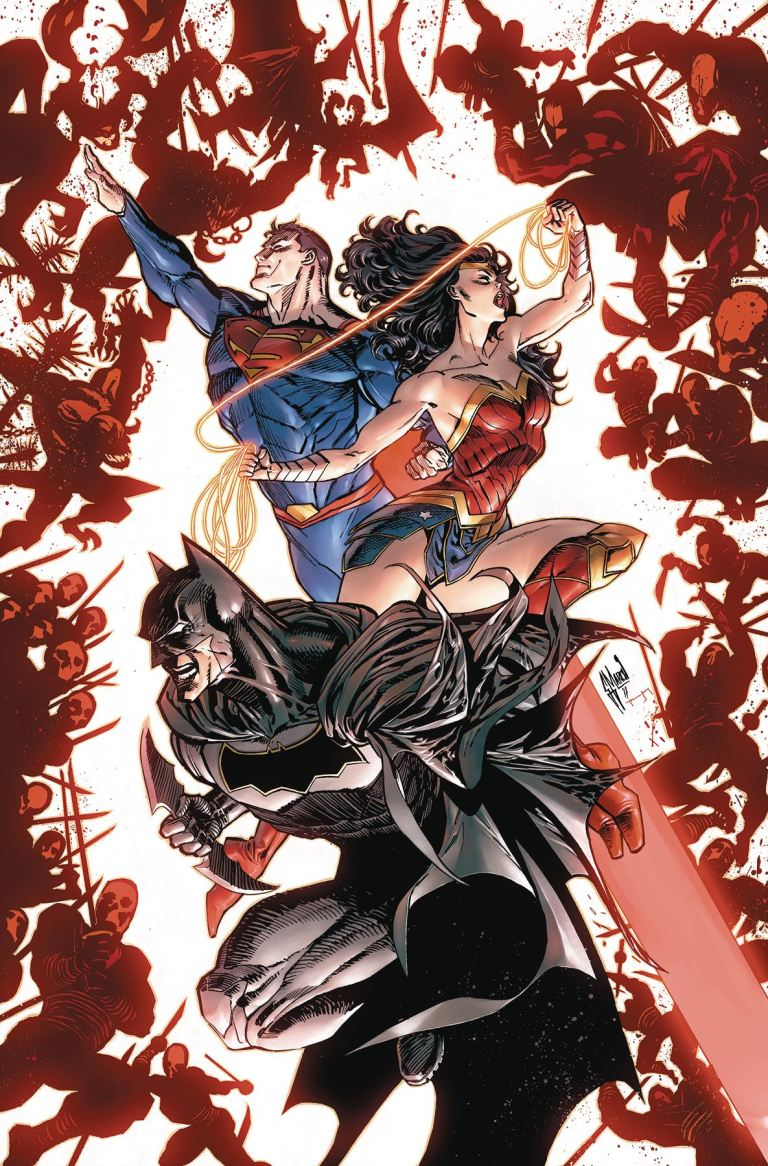 Trinity Annual #1 (Guillem March Cover)