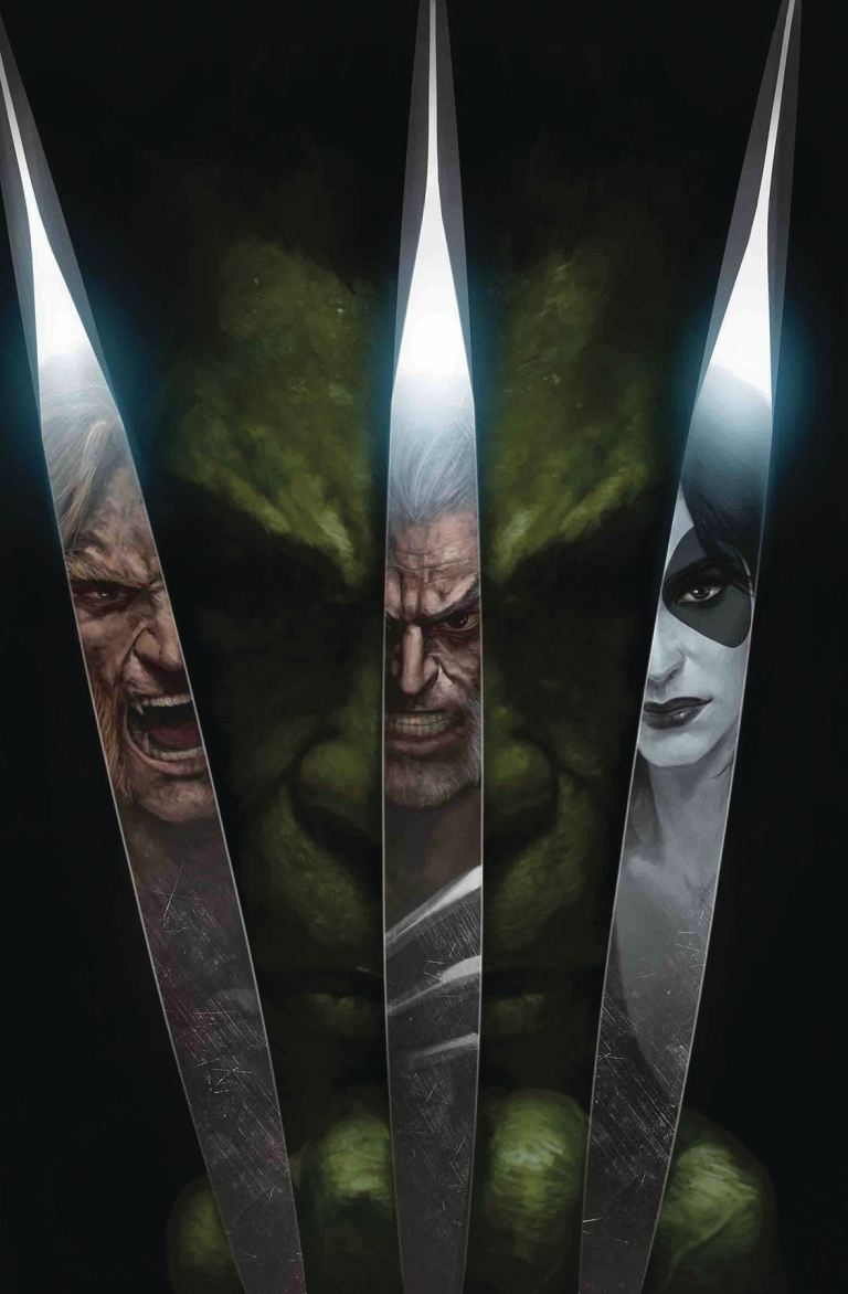 Weapon X #7 (Skan Cover)