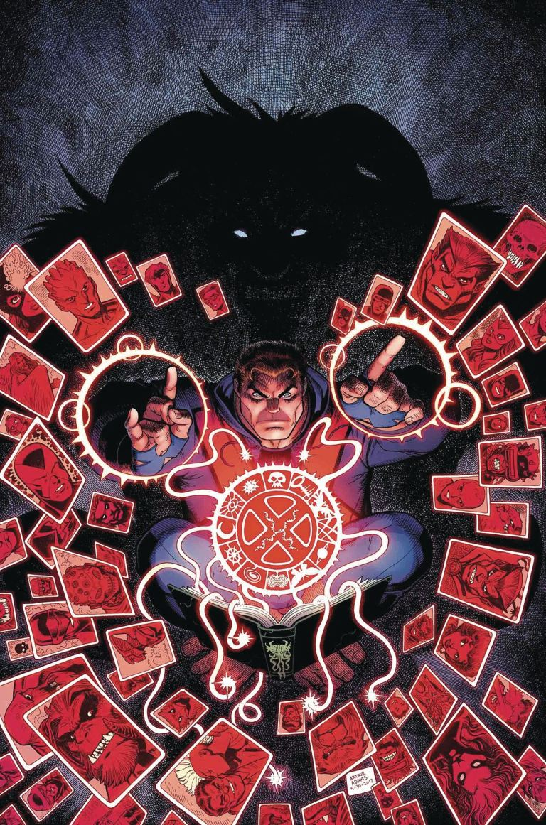 X-Men Blue #10 (Arthur Adams Cover)