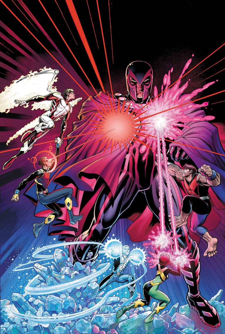 X-Men Blue #2 (Cover A Arthur Adams)