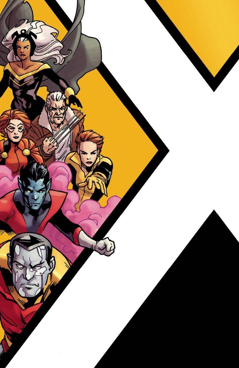 X-Men Gold #1 (Cover D Leonard Kirk Corner Box Variant)