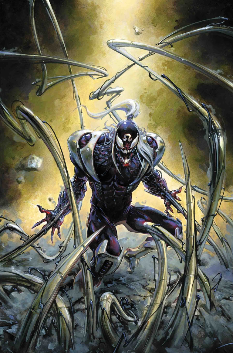 X-Men Gold #11 (Cover C Clayton Crain Venomized Omega Red Variant)