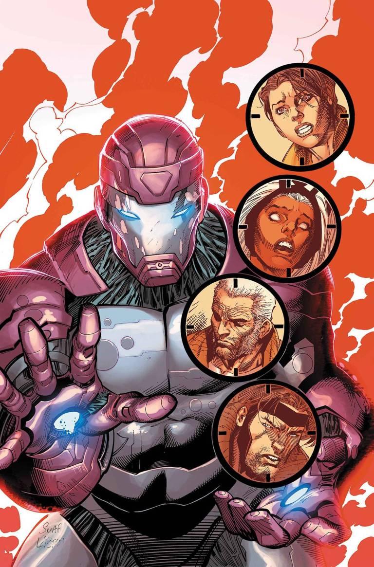 X-Men Gold #5 (Cover A Ardian Syaf)