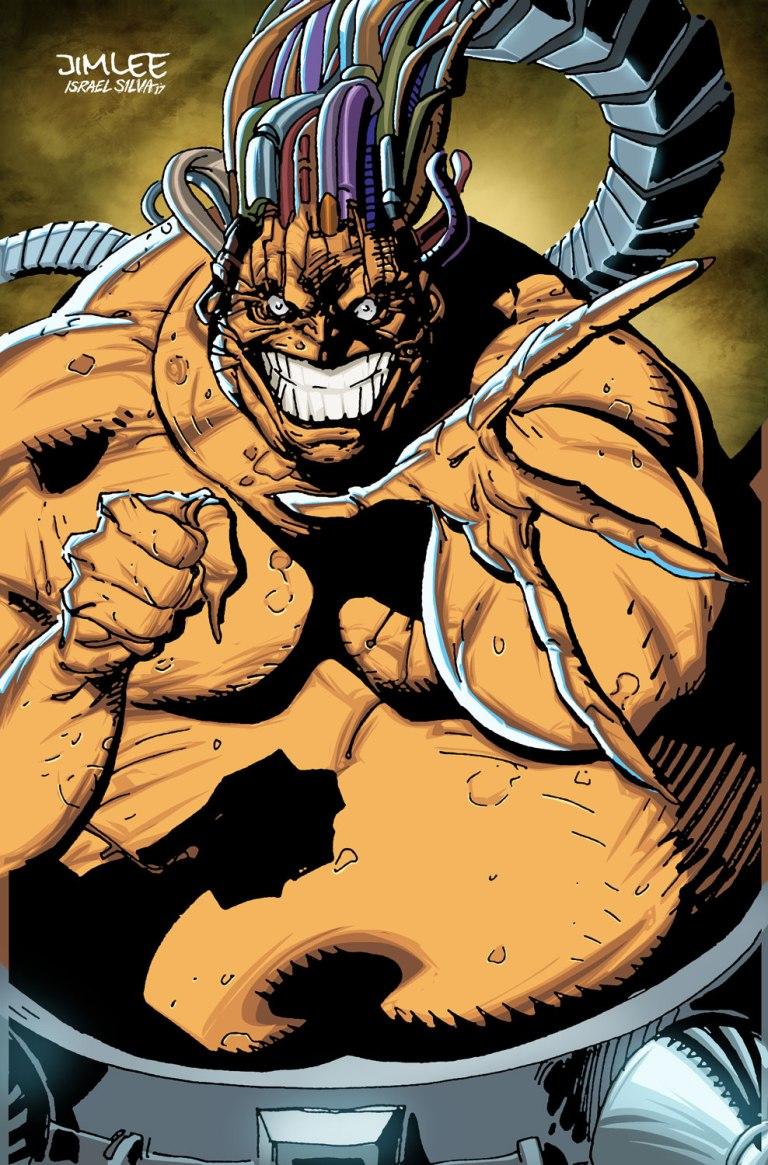 X-Men Gold #7 (Cover B Jim Lee X-Men Trading Card Variant)